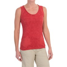 White Sierra Shiva Tank Top (For Women) in Hibiscus - Closeouts