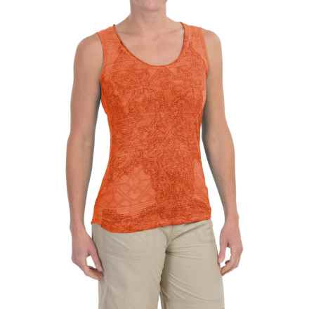 White Sierra Shiva Tank Top (For Women) in Melon - Closeouts