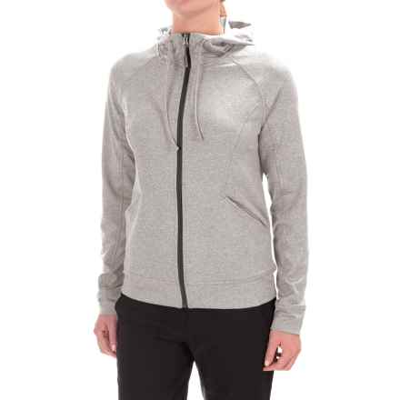 White Sierra Sierra Cove Hoodie (For Women) in Heather Gray - Closeouts