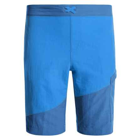 White Sierra Sierra Creek Shorts (For Little and Big Boys) in Imperial Blue - Closeouts
