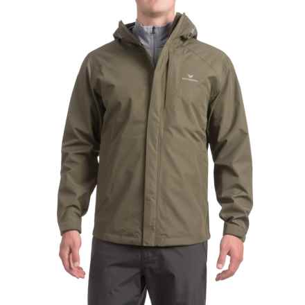 White Sierra Sierra Guide 2.5-Layer Jacket - Waterproof (For Men) in Dark Sage - Closeouts