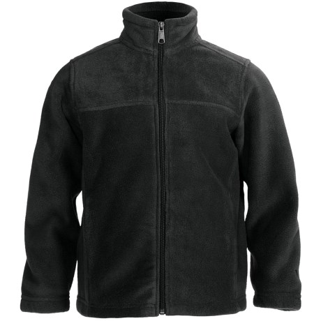 White Sierra Sierra Mountain Fleece Jacket (For Little and Big Kids) in Rose Bud