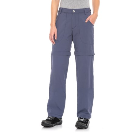 756f9b4bae22a White Sierra Sierra Point Convertible Pants - UPF 30 (For Women) in Crown  Blue