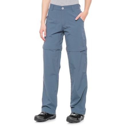 c980de857f3 White Sierra Sierra Point Convertible Pants - UPF 30 (For Women) in Vintage  Indigo
