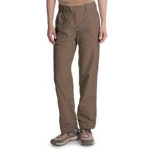 White Sierra Sierra Point Pants - UPF 30, Nylon (For Women) in Bark - Closeouts