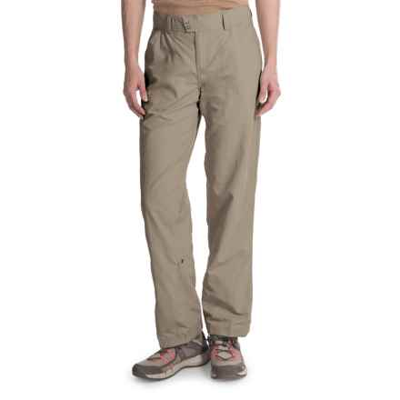 White Sierra Sierra Point Pants - UPF 30, Nylon (For Women) in Khaki - Closeouts