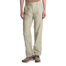 White Sierra Sierra Point Pants - UPF 30, Nylon (For Women) in Stone - Closeouts