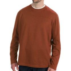 White Sierra Sierra Ridge T-Shirt - Long Sleeve (For Men) in Picante