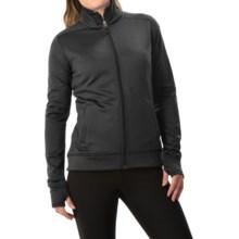 White Sierra Sierra Stretch Fleece Jacket (For Women) in Black - Closeouts