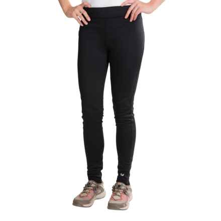White Sierra Sierra Stretch Leggings (For Women) in Black - Closeouts