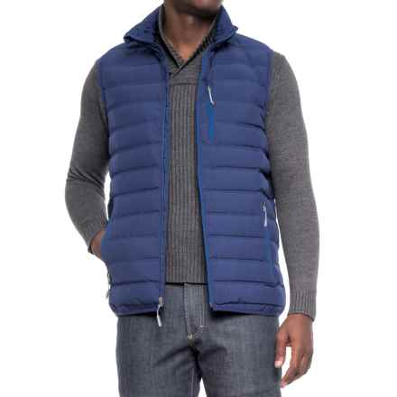 White Sierra Sierra Summit Down Vest (For Men) in Blue Depths - Closeouts