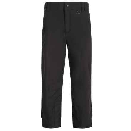 White Sierra Ski Pants - Insulated (For Men) in Black - Closeouts