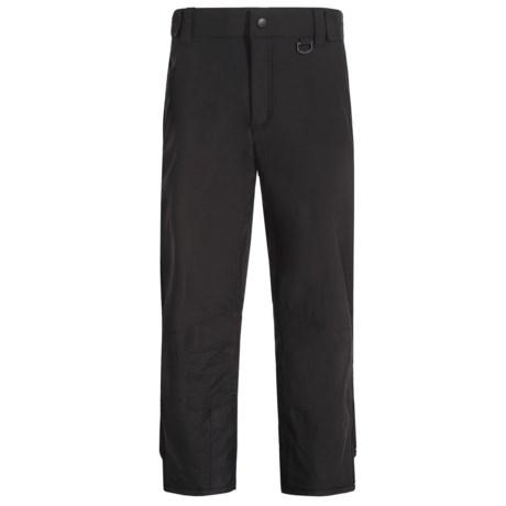 White Sierra Ski Pants Insulated (For Men)