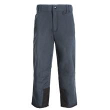 White Sierra Ski Pants - Insulated (For Men) in Titanium - Closeouts