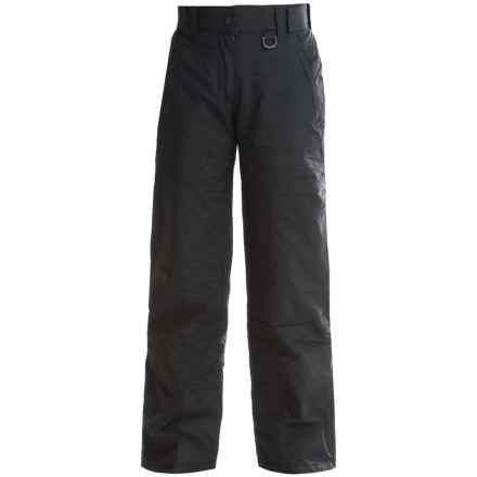 White Sierra Ski Pants - Insulated (For Women) in Black - Closeouts
