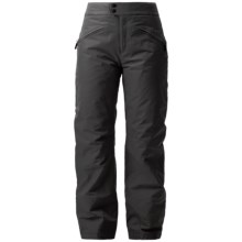 White Sierra Slider Ski Pants - Insulated, (For Women) in Black - Closeouts