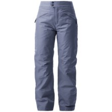 White Sierra Slider Ski Pants - Insulated, (For Women) in Blue Indigo - Closeouts