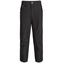White Sierra Snowsport Pants - Insulated (For Men) in Black - Closeouts