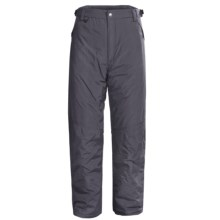 White Sierra Snowsport Pants - Insulated (For Men) in Titanium - Closeouts