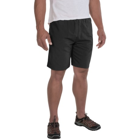 White Sierra So Cal Shorts - UPF 30, Inner Brief (For Men) in Black