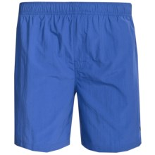 White Sierra So Cal Shorts - UPF 30, Inner Brief (For Men) in Deep Water - Closeouts