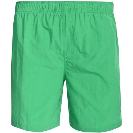 White Sierra So Cal Shorts - UPF 30, Inner Brief (For Men) in Spearment