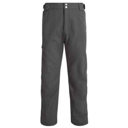 White Sierra Soquel Shell Pants (For Men) in Asphalt - Closeouts