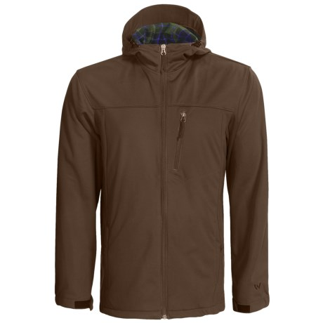 White Sierra South Shore Soft Shell Jacket (For Men) in Shield Blue