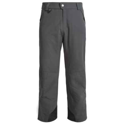 White Sierra Squaw Valley Snow Pants - Insulated (For Men) in Asphalt - Closeouts