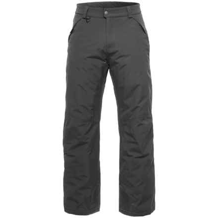 White Sierra Squaw Valley Snow Pants - Insulated (For Men) in Black - Closeouts