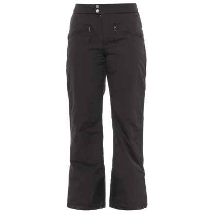 White Sierra Squaw Valley Snow Pants - Insulated (For Women) in Black - Closeouts