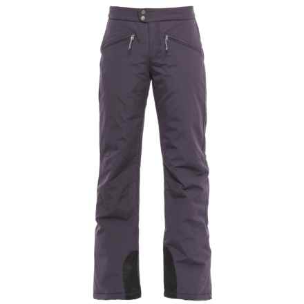 White Sierra Squaw Valley Snow Pants - Insulated (For Women) in Nightshade - Closeouts