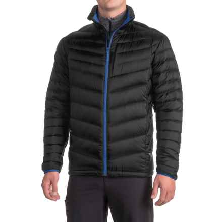 White Sierra Summit Ripstop Jacket - Insulated (For Men) in Black - Closeouts