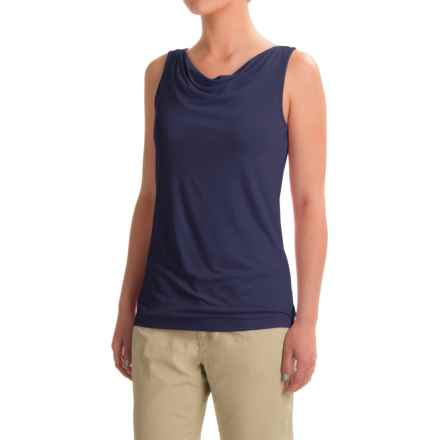 White Sierra Tangier Tank Top (For Women) in Evening Blue - Closeouts