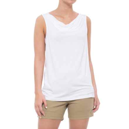 White Sierra Tangier Tank Top (For Women) in White - Closeouts