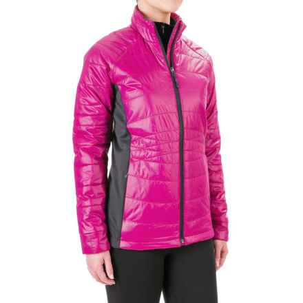 White Sierra Targhee Jacket - Insulated (For Women) in Rosebud - Closeouts