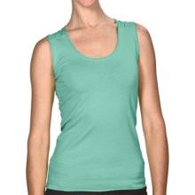 White Sierra Taroko Tank - Sleeveless (For Women) in Waterfall - Closeouts