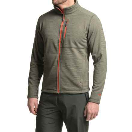 White Sierra Ten Mile Fleece Jacket (For Men) in Dark Sage - Closeouts