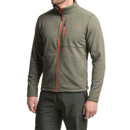 White Sierra Ten Mile Fleece Jacket (For Men) in Dark Sage - Closeouts
