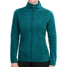 White Sierra Three Creeks Jacket (For Women) in Harbor Green - Closeouts