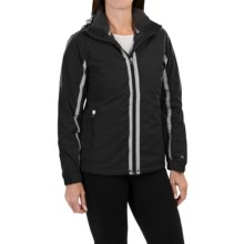 White Sierra Three Reasons Jacket - Waterproof, 3-in-1 (For Women) in Black - Closeouts
