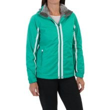 White Sierra Three Reasons Jacket - Waterproof, 3-in-1 (For Women) in Mint - Closeouts