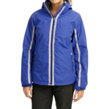 White Sierra Three-Seasons Jacket - 3-in-1 (For Women) in Ice Blue - Closeouts