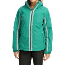White Sierra Three-Seasons Jacket - 3-in-1 (For Women) in Mint - Closeouts