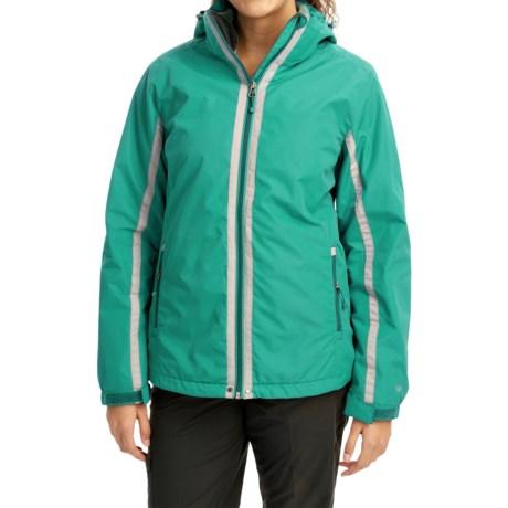 White Sierra Three Seasons Jacket 3 in 1 (For Women)
