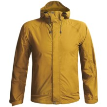 White Sierra Trabagon Rain Gear Jacket - Waterproof (For Men) in Burnt Yellow - Closeouts