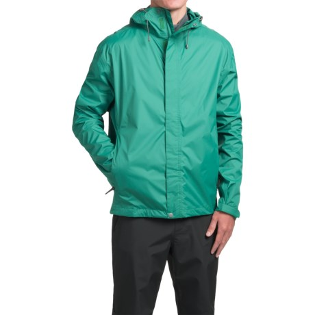 White Sierra Trabagon Rain Gear Jacket - Waterproof (For Men) in Fir
