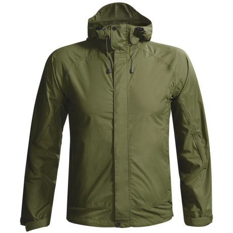 White Sierra Trabagon Rain Gear Jacket - Waterproof (For Men) in Sage