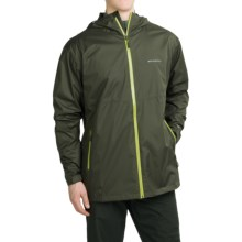 White Sierra Trabagon Rain Jacket - Waterproof (For Men) in Dark Sage - Closeouts