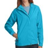 White Sierra Trabagon Rain Jacket - Waterproof (For Women)